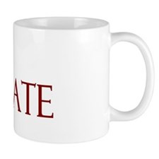 I Live to Create Mug