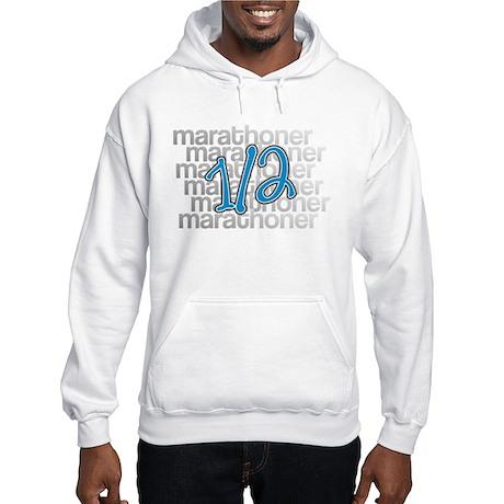 13.1 Half Marathoner Hooded Sweatshirt
