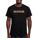 solyndra Men's Fitted T-Shirt (dark)