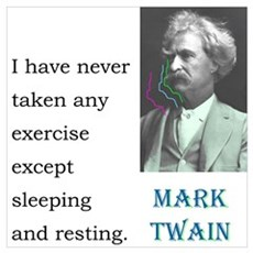 Twain Exercise: Poster