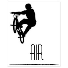 BIG AIR! Canvas Art