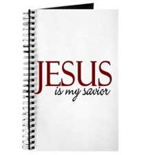 Jesus is my Savior Journal