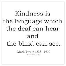 Mark Twain 6 Poster