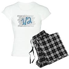 13.1 Half Marathoner pajamas