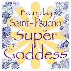 Super Goddess Poster