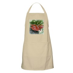 Beautiful Moments Roses Apron