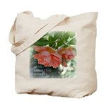 Beautiful Moments Roses Tote Bag