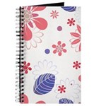 Flower Notebook Journal