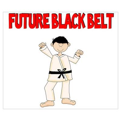 Future Black Belt 3 Poster