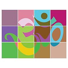 Om Symbol Poster