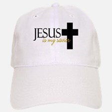 Jesus is my Savior II Baseball Baseball Cap