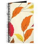 Autumn Foliage Journal