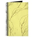 Leaves Notebook Journal