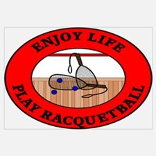 Enjoy Life Play Racquetball