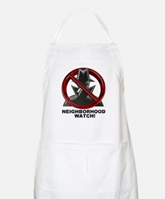 Neighborhood Watch BBQ Apron