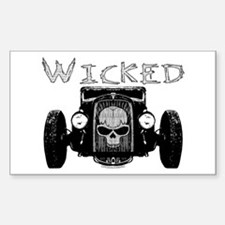 Wicked- Decal