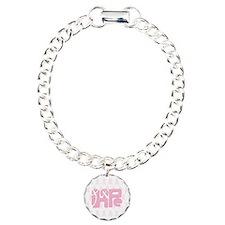 Think Hope (LtPink/White) Bracelet