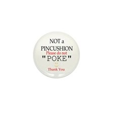 Not a Pincushion Mini Button (10 pack)