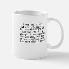 L33T Speak Mug