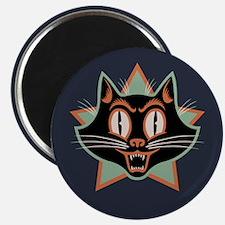 Moon Cat Magnet