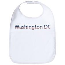 Washington DC Stars and Strip Bib