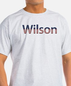 Wilson Stars and Stripes T-Shirt