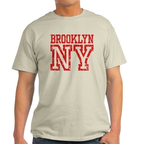 Brooklyn NY Light T-Shirt