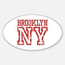 Brooklyn NY Decal
