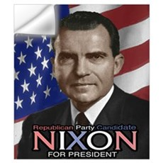 NIXON Wall Decal