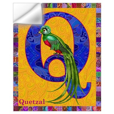 Quetzal Wall Decal