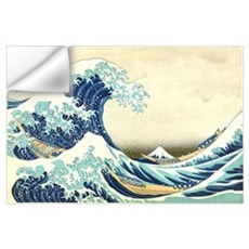 Great Wave off Kanagawa Wall Decal