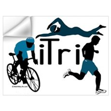 iTri Wall Decal