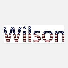 Wilson Stars and Stripes 42x14 Wall Peel
