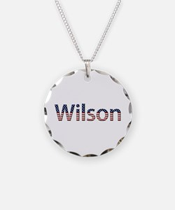 Wilson Stars and Stripes Necklace