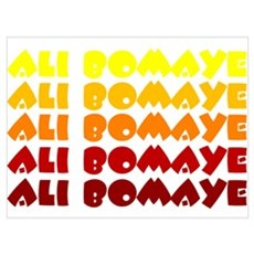 Ali Bomaye Poster
