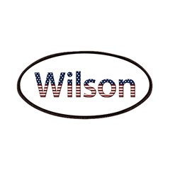 Wilson Stars and Stripes Patch