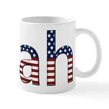 Utah Stars and Stripes Mug