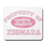 Property of Xiomara Mousepad