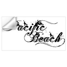 Pacific Beach Wall Decal