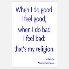 """When I do good"""