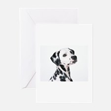 Dalmatian Greeting Cards (Pk of 10)