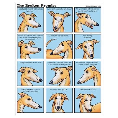 The Broken Promise Poster