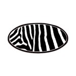 Helaine's Zebra Pattern Patches