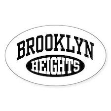 Brooklyn Heights Decal