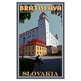 Bratislava castle Posters