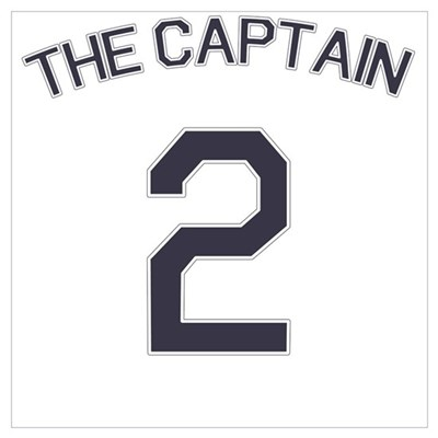 #2 - The Captain Poster