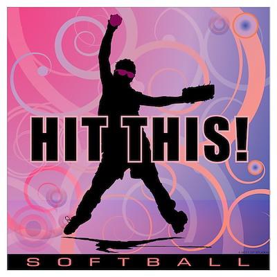 2011 Softball 95 Poster