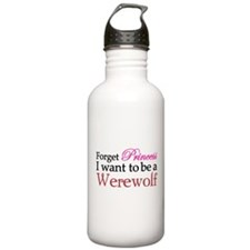 Forget princess Water Bottle
