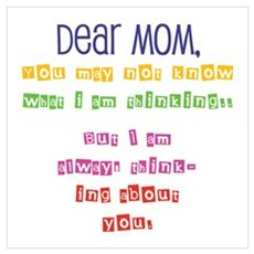 Msg to MOM Poster