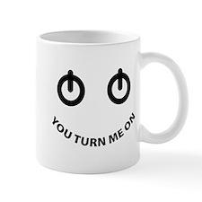 You turn me on Mug
